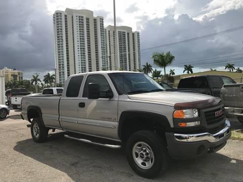 2006 GMC Sierra 2500HD for sale in Fort Myers, FL