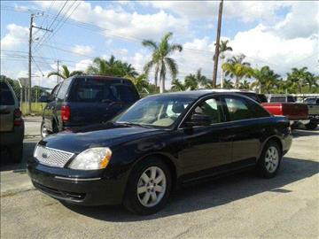 2007 Ford Five Hundred for sale in Fort Myers, FL