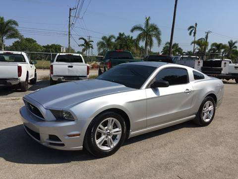 2014 Ford Mustang for sale in Fort Myers, FL