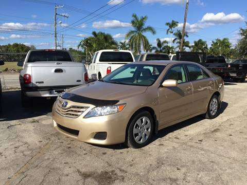 2010 Toyota Camry for sale in Fort Myers, FL
