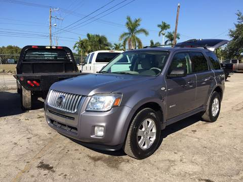 2008 Mercury Mariner for sale in Fort Myers, FL