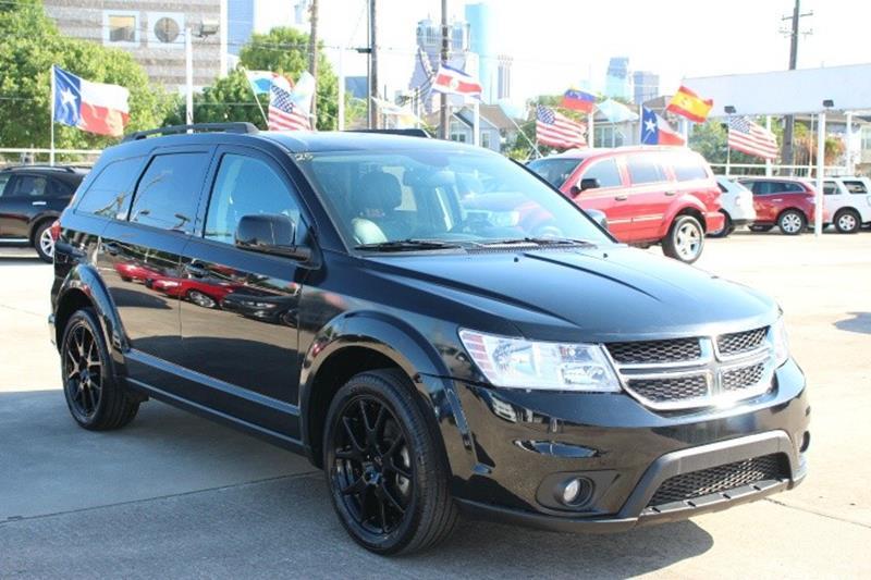 2014 Dodge Journey SXT 4dr SUV In Houston TX  Sams Auto Sales