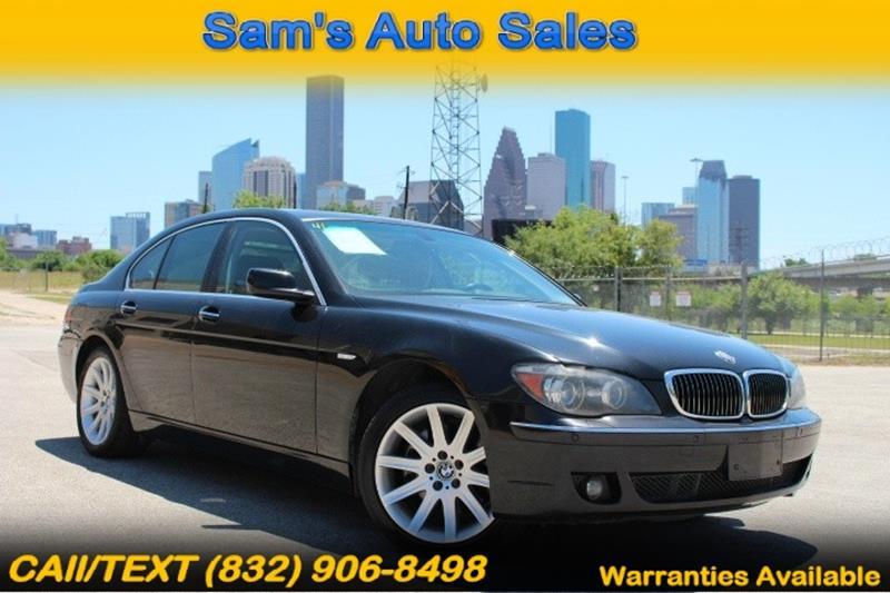 Sams Auto Sales >> Sam S Auto Sales Car Dealer In Houston Tx