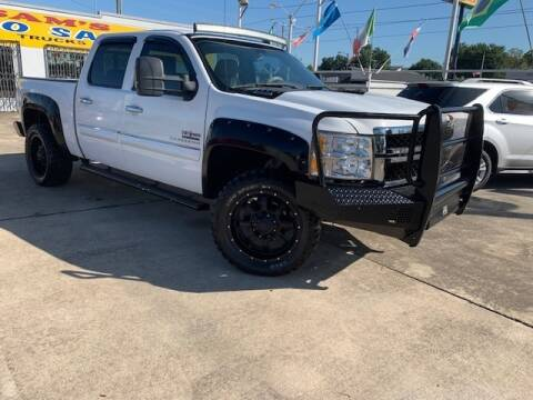 2012 Chevrolet Silverado 1500 for sale at Sam's Auto Sales in Houston TX