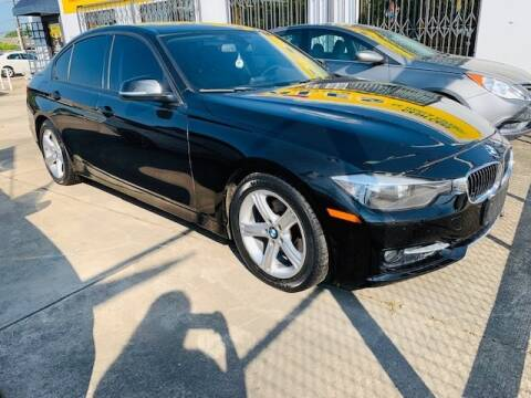 2013 BMW 3 Series for sale at Sam's Auto Sales in Houston TX