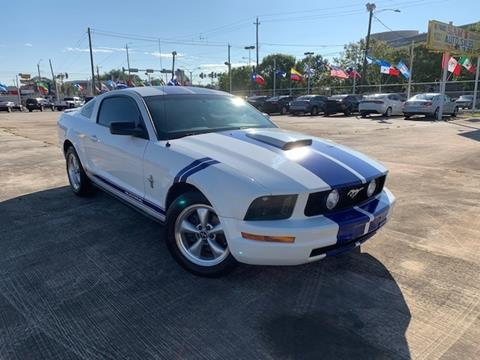 2008 Ford Mustang for sale in Houston, TX