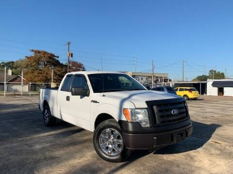 2010 Ford F-150 for sale at Sam's Auto Sales in Houston TX