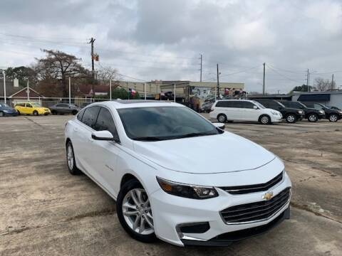 2017 Chevrolet Malibu for sale at Sam's Auto Sales in Houston TX