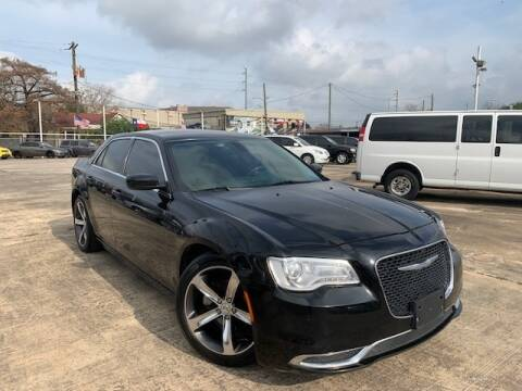 2015 Chrysler 300 for sale at Sam's Auto Sales in Houston TX