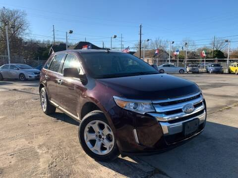 2011 Ford Edge for sale at Sam's Auto Sales in Houston TX