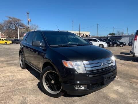 2010 Ford Edge for sale at Sam's Auto Sales in Houston TX