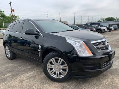 2011 Cadillac SRX for sale at Sam's Auto Sales in Houston TX