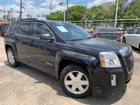 2012 GMC Terrain for sale at Sam's Auto Sales in Houston TX