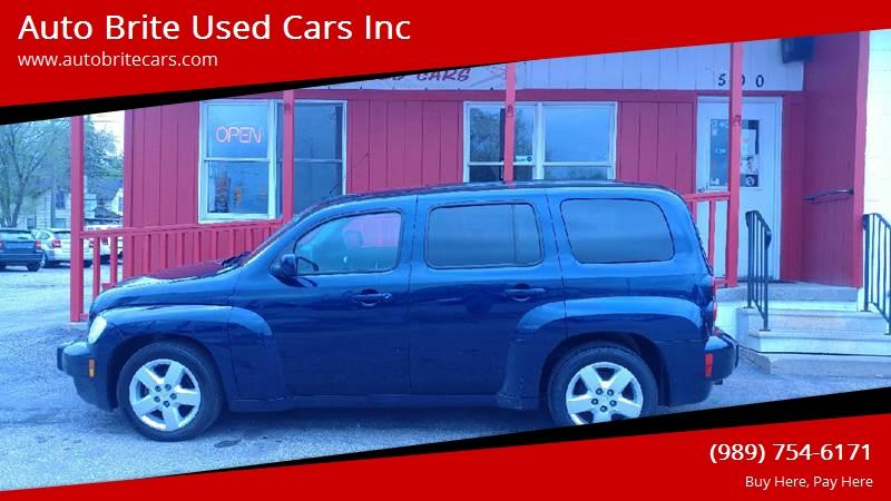 2010 chevrolet hhr lt 4dr wagon w 1lt in saginaw mi auto brite used cars inc. Black Bedroom Furniture Sets. Home Design Ideas