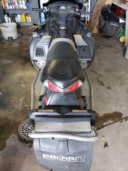 2006 Polaris Classic Fst 700 Turbo 4-Stroke SNOWMOBILE In