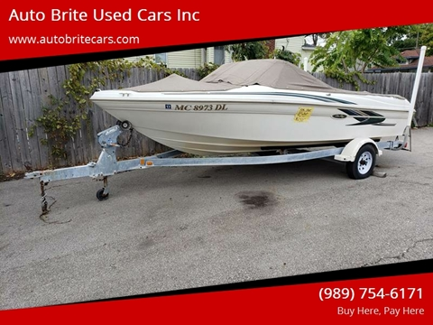 2001 Sea Ray Bow Rider BOAT w/ Trailer for sale in Saginaw, MI