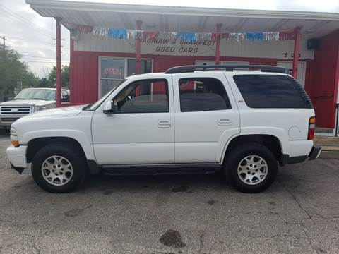 Used Chevy Tahoe >> Used Chevrolet Tahoe For Sale In Saginaw Mi Carsforsale Com