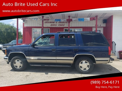 1999 GMC Yukon for sale in Saginaw, MI