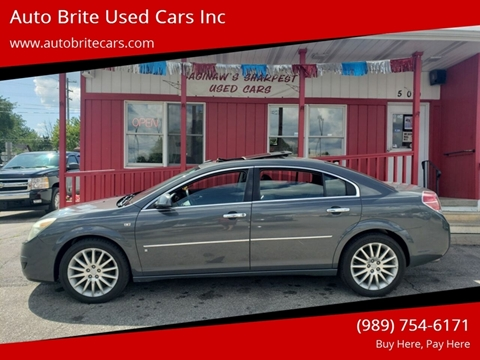 2007 Saturn Aura for sale in Saginaw, MI