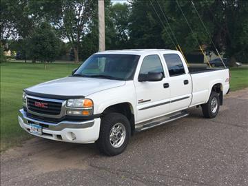 2003 GMC Sierra 2500HD for sale in Cambridge, MN