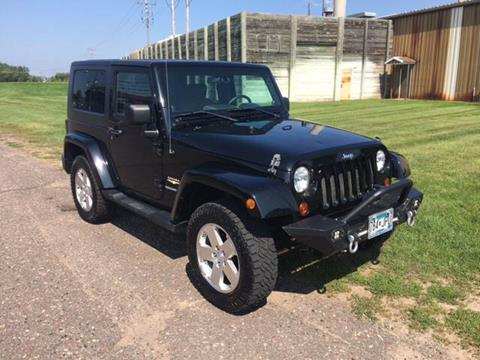 2009 Jeep Wrangler for sale in Cambridge, MN