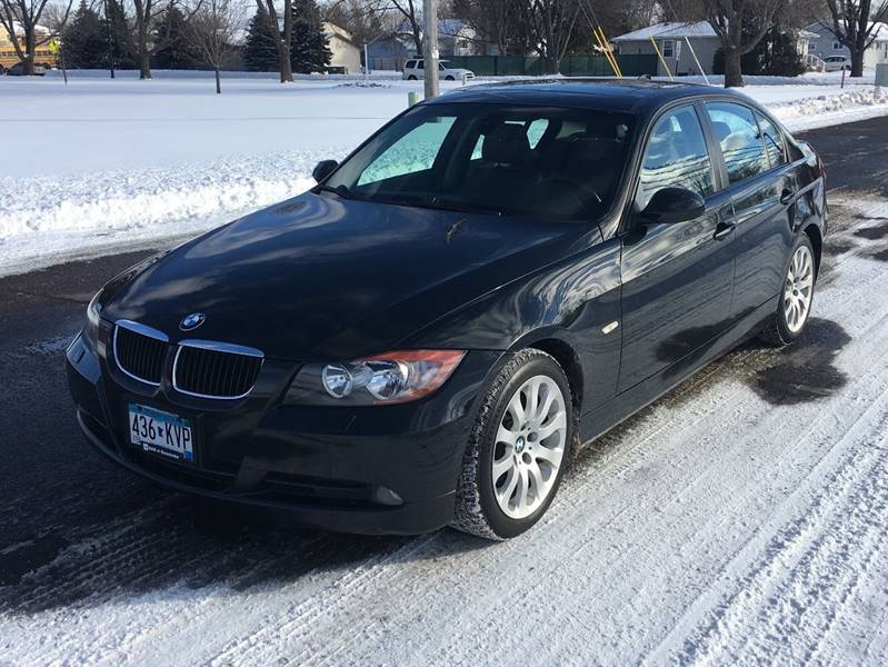 Bmw Series AWD Xi Dr Sedan In Cambridge MN Affordable - Affordable bmw