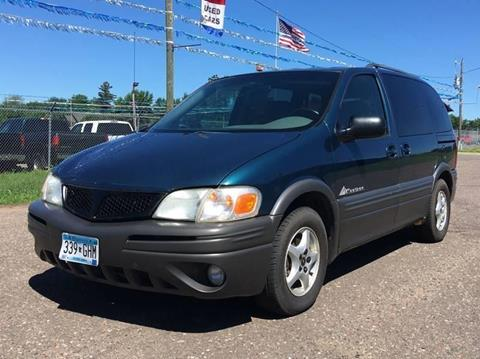 2004 Pontiac Montana for sale in Cambridge, MN
