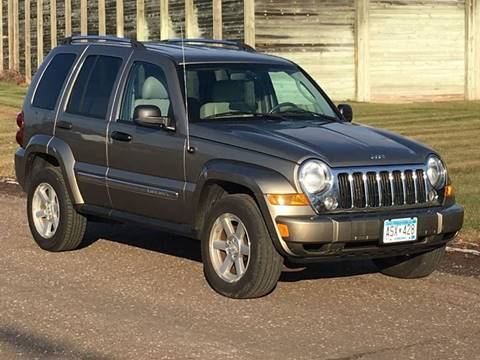 2006 Jeep Liberty for sale in Cambridge, MN