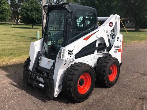 2017 Bobcat S650 for sale in Cambridge, MN