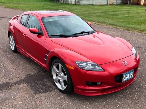 Used Mazda Rx8 >> 2004 Mazda Rx 8 For Sale In Cambridge Mn