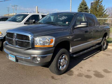 2006 Dodge Ram Pickup 1500 SLT for sale at Affordable Auto Sales in Cambridge MN