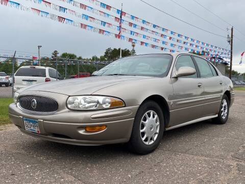 2001 Buick LeSabre for sale at Affordable Auto Sales in Cambridge MN
