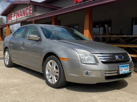 2008 Ford Fusion for sale at Affordable Auto Sales in Cambridge MN