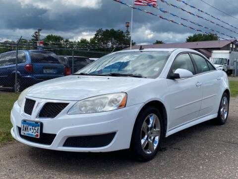 2010 Pontiac G6 for sale at Affordable Auto Sales in Cambridge MN