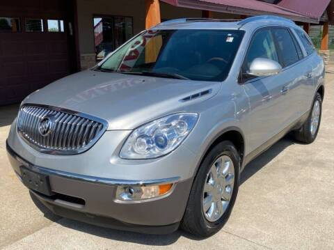 2012 Buick Enclave for sale at Affordable Auto Sales in Cambridge MN