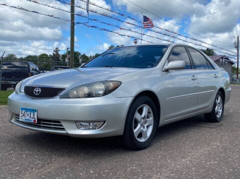 2005 Toyota Camry for sale at Affordable Auto Sales in Cambridge MN