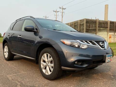 2012 Nissan Murano for sale at Affordable Auto Sales in Cambridge MN