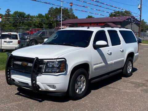 2007 Chevrolet Suburban for sale at Affordable Auto Sales in Cambridge MN