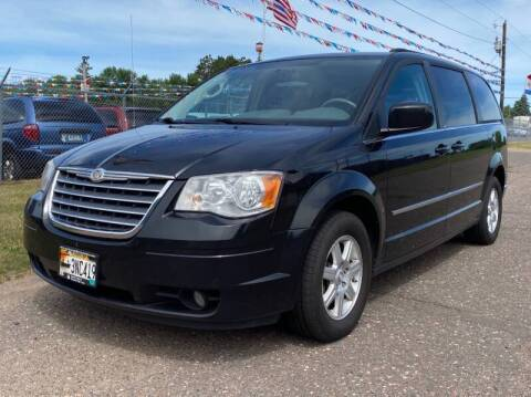 2010 Chrysler Town and Country for sale at Affordable Auto Sales in Cambridge MN