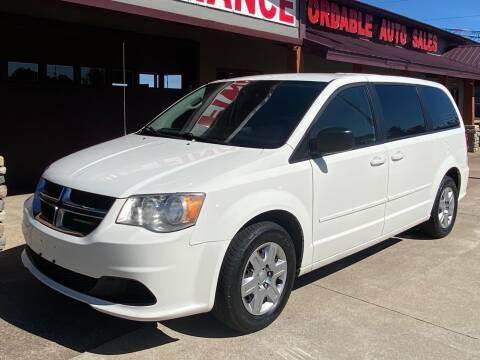 2012 Dodge Grand Caravan for sale at Affordable Auto Sales in Cambridge MN