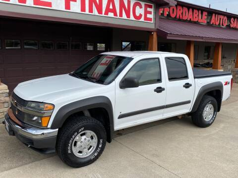 2007 Chevrolet Colorado for sale at Affordable Auto Sales in Cambridge MN