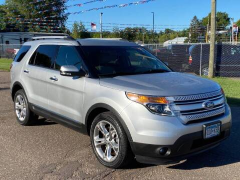 2014 Ford Explorer for sale at Affordable Auto Sales in Cambridge MN
