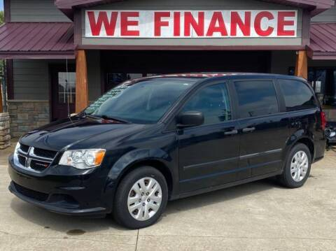 2014 Dodge Grand Caravan for sale at Affordable Auto Sales in Cambridge MN