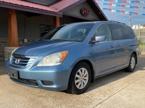 2010 Honda Odyssey for sale at Affordable Auto Sales in Cambridge MN