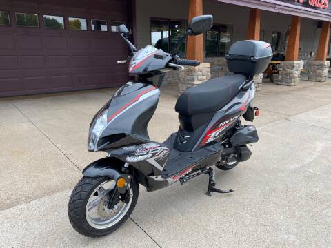 2020 URBAN ROADS Z1 150 SCOOTER for sale at Affordable Auto Sales in Cambridge MN