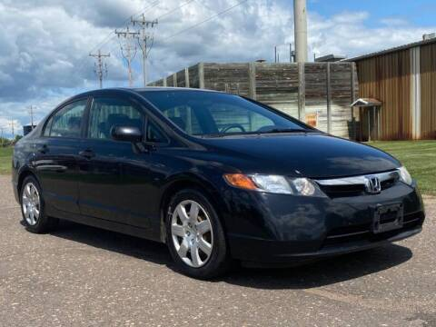 2008 Honda Civic for sale at Affordable Auto Sales in Cambridge MN