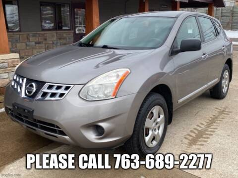 2011 Nissan Rogue for sale at Affordable Auto Sales in Cambridge MN
