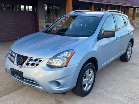2015 Nissan Rogue Select for sale at Affordable Auto Sales in Cambridge MN