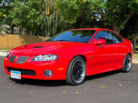 2005 Pontiac GTO for sale at Affordable Auto Sales in Cambridge MN