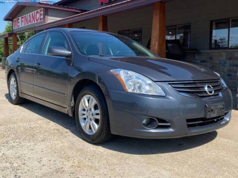 2012 Nissan Altima for sale at Affordable Auto Sales in Cambridge MN